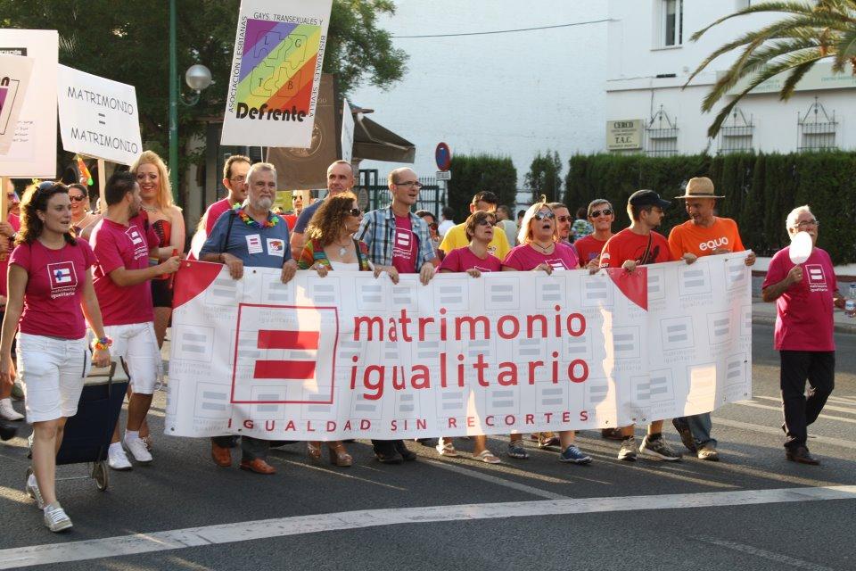 Cgt en el d a del orgullo gay en sevilla cgt andalucia for Oficina pelayo sevilla